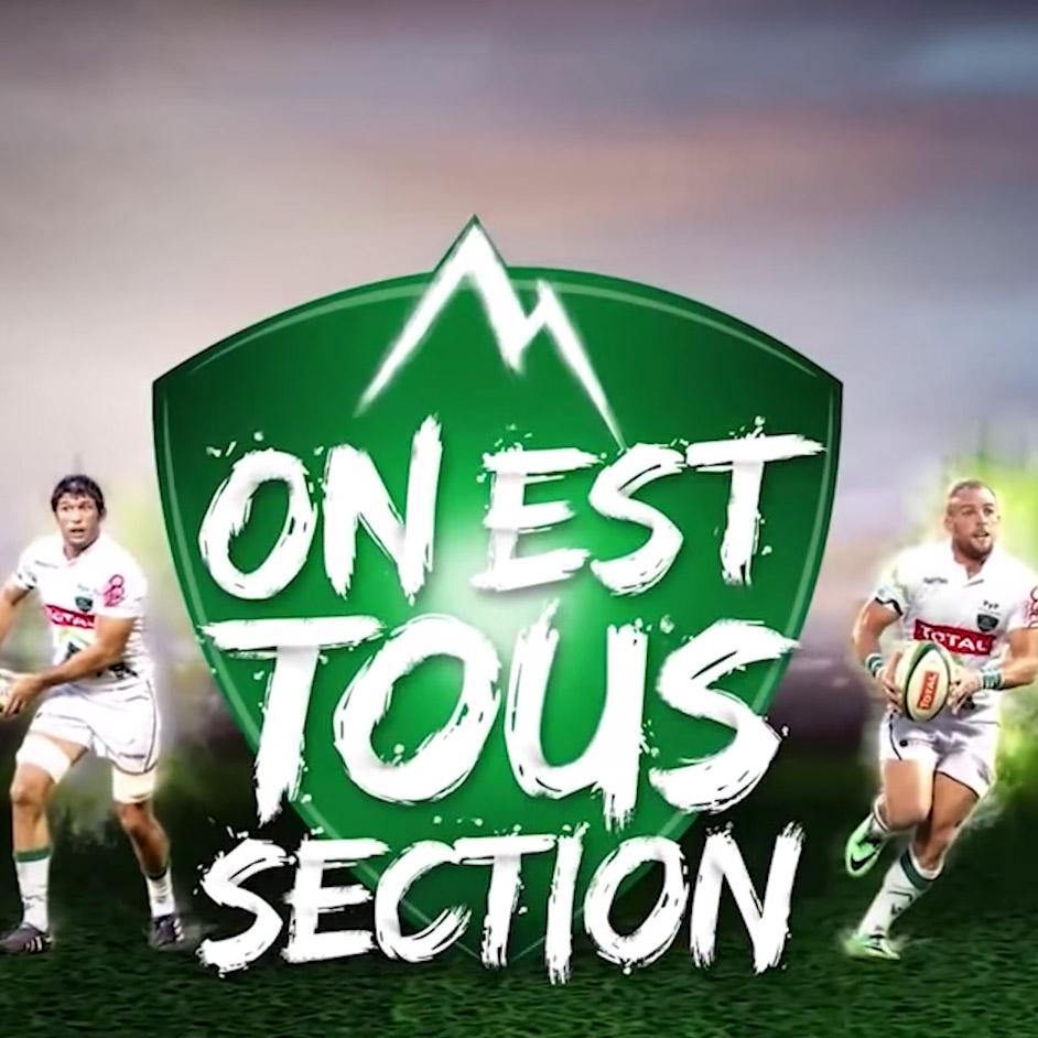 Section is back ! – Teaser