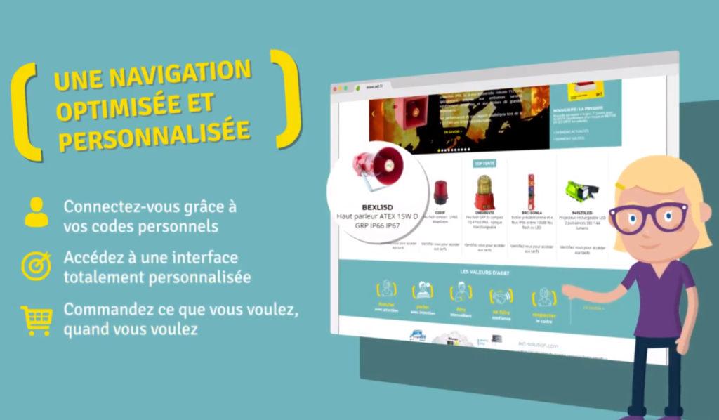 Lancement du nouveau site E-commerce d'AE&T