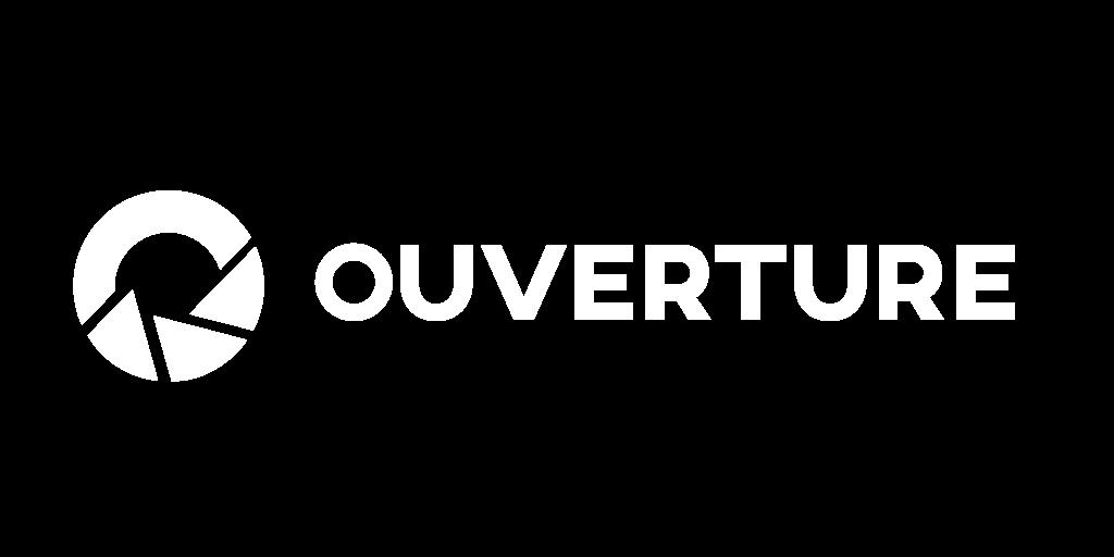 Logo Ouverture, agende de production vidéo