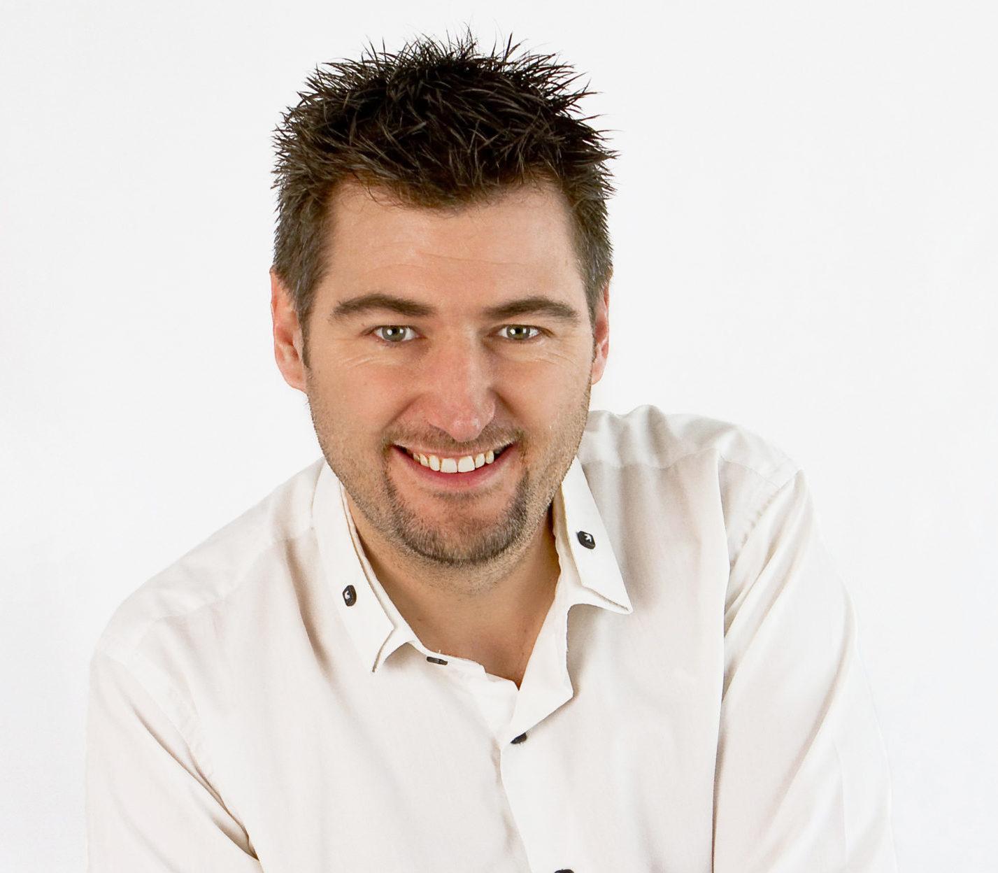 Franck ZORDAN, réalisateur, chef de projet et gérant de OuvertureTV